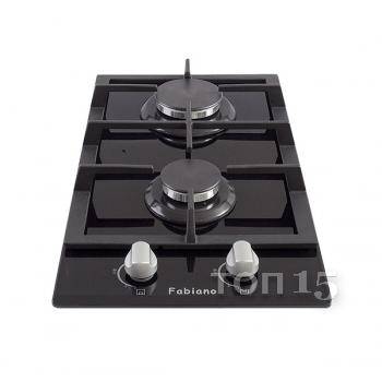 FABIANO FHG16-2VGH Black Glass