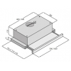 Вытяжки FABIANO SLIM 60 INOX