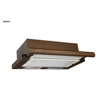 FABIANO SLIM LUX 60 BROWN