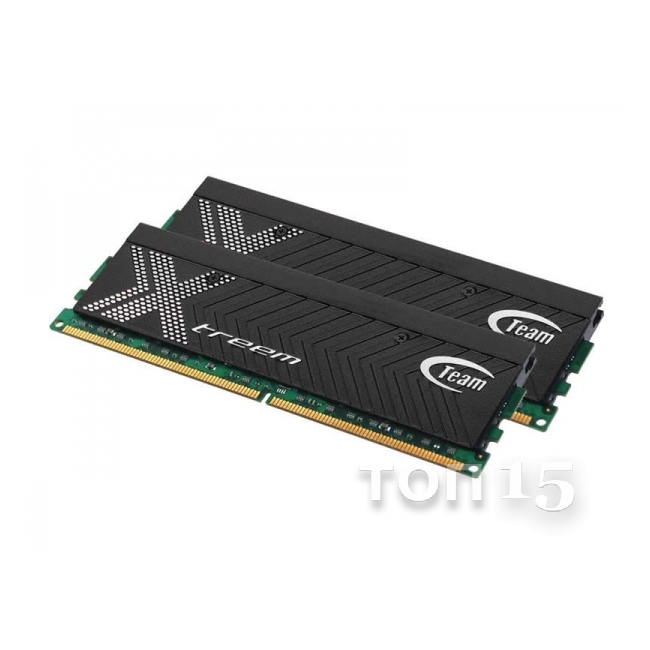 модули памяти Team Group Xtreem 4GB kit DDR3 2133MHz CL9