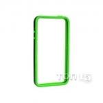 Чехлы для apple BUMPER GREEN FOR IPHONE 4/4S