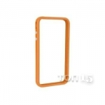 Чехлы для apple BUMPER ORANGE FOR IPHONE 4/4S
