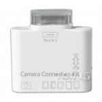Гаджеты и аксессуары Camera Connection Kit for iPad 5+1in1