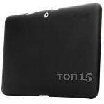 Чехлы для планшетов Capdase Soft Jacket Samsung Galaxy tab2 P5100 Black