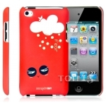 Чехлы для apple Discovery Buy Fear Case for Apple iPod touch