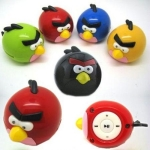 Колонки MP3 плеер  Angry Birds