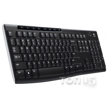 Клавиатуры LOGITECH Wireless Keyboard K270