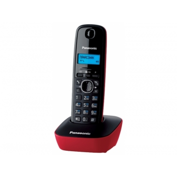 Радио телефоны PANASONIC KX-TG1611UAR BLACK RED