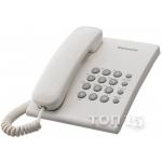 Стационарные телефоны PANASONIC KX-TS2350UAW White