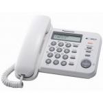 Стационарные телефоны PANASONIC KX-TS2356UAW White