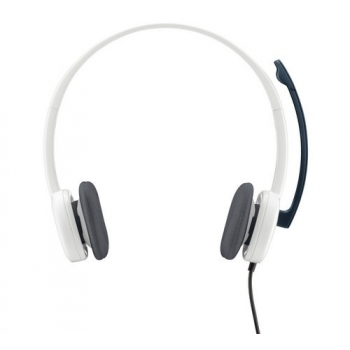 LOGITECH HEADSET H150 (981-000350) CLOUD WHITE
