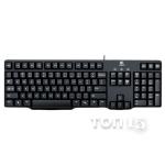 Клавиатуры LOGITECH CLASSIC K100 PS2 (920-00320)