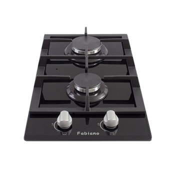 FABIANO FHG16-2GH Black glass