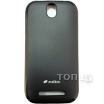 Чехлы для смартфонов MELKCO POLY JACKET TPU COVER FOR HTC ONE SV AND ST AND T528T BLACK