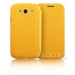 Чехлы для смартфонов YOOBAO SLIM LEATHER CASE FOR SAMSUNG i9082 GALAXY GRAND DUOS YELLOW (LCSAM9082-SYL)