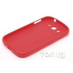 Чехлы для смартфонов TRU FOR SAMSUNG i9080/i9082 GRAND DUOS RED