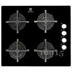 Варочные поверхности ELECTROLUX EGT16142NK