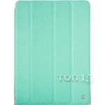 Чехлы для apple HOCO STAR LEATHER CASE FOR IPAD AIR MINT GREEN (HA-L026)