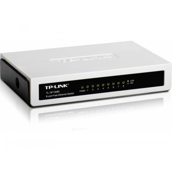 Коммутатор (switch) TP-LINK TL-SF1008D