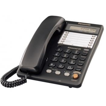 Стационарные телефоны PANASONIC KX-TS2365UAB
