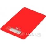 Весы кухонные SATURN ST-KS7235 Red