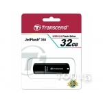 USB флэш TRANSCEND JETFLASH 350 32GB