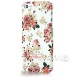 Чехлы для apple CATH KIDSTON FOR IPHONE 5/5S FLOWERS