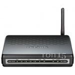 WiFi маршрутизаторы D-LINK DSL-2640U