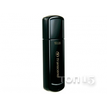 USB флэш TRANSCEND 16Gb JetFlash 350 (TS16GJF350)