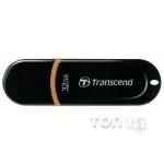 USB флэш TRANSCEND 32Gb JetFlash 300 (TS32GJF300)