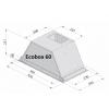 Вытяжки FABIANO ECOBOX 60 INOX