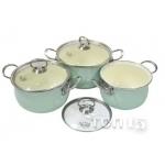 Набор посуды KRAUFF LAZUR 26-224-025