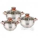 Набор посуды KRAUFF 26-242-009