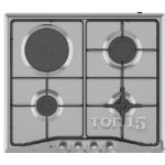 Варочные поверхности FABIANO FHG21-31 INOX