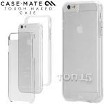Чехлы для apple CASE MATE NAKED TOUGH FOR IPHONE 6 PLUS