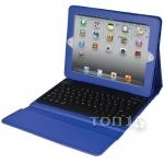 Аксессуары для планшетов BLUETOOTH KEYBOARD CASE FOR iPAD AiR BLUE