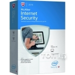 Аксессуары IT MCAFEE INTERNET SECURITY FOR MAC AND PC (1YEAR SUBSCRIPTION)