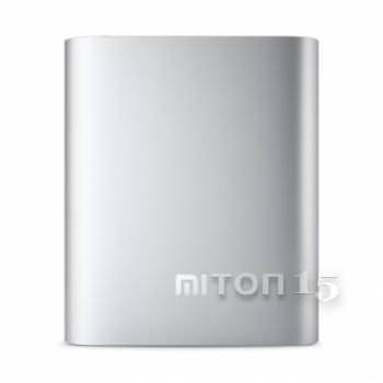 Внешние аккумуляторы Power Bank XIAOMI POWER BANK 10000MAH SILVER (VXN4110CN-6954176806895)