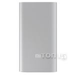 Внешние аккумуляторы Power Bank XIAOMI POWER BANK 5000MAH SILVER (NDY-02-AM-6954176883742)