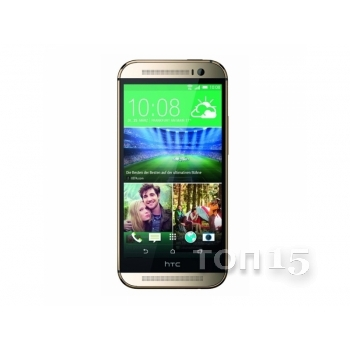 HTC ONE M8 EYE (AMBER GOLD)