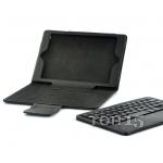 Аксессуары для планшетов DIGITAL GADGETS PORTFOLIO BLUETOOTH KEYBOARDCASE FOR TABLETS 7 IPAD MINI / MINI2 BLACK DPMINIKC-R