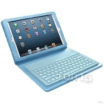 Аксессуары для планшетов BLUETOOTH KEYBOARD CASE FOR iPAD MINI TURQUOISE