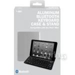 Аксессуары для планшетов VIBE BLUETOOTH KEYBOARD CASE & STAND WITH THE iPAD MINI BLACK-SILVER VEIPOA3003SLV
