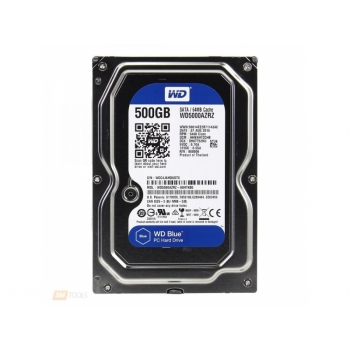 Жёсткие диски WESTERN DIGITAL 3.5 500 GB (WD5000AZRZ)