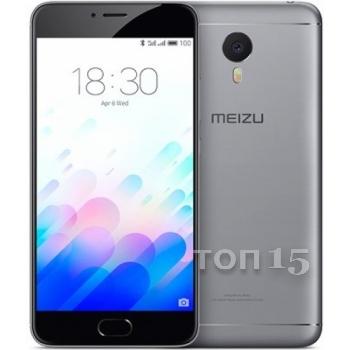 Смартфоны MEIZU M3 NOTE 32GB GRAY