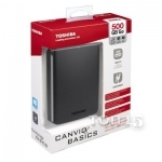 Жёсткие диски TOSHIBA 2.5 USB 3.0 500GB (HDTB305EK3AA)