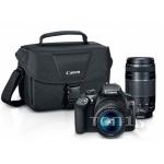Зеркальные фотоаппараты CANON EOS 1300D PREMIUM KIT EF-S18-55mm f/3.5-5.6 IS II + EF 75-300mm f/4-5.6 III (REBEL T6)