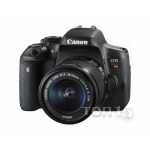Зеркальные фотоаппараты CANON EOS REBEL T6i (W) EF-S 18-55 IS STM KIT (EOS750D W)