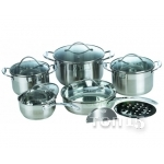 Набор посуды KRAUFF 26-157-022