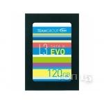 SSD диски TEAM SSD 2.5 120GB (T253LE120GTC101)